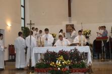 Uroczystość Bożego Ciała 30.05.2013