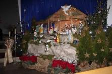 Boże Narodzenie 2010 – wystrój świątyni