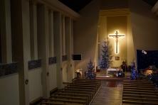 Boże Narodzenie 2014 – wystrój świątyni