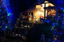 Boże Narodzenie 2012 – wystrój świątyni