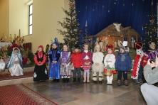 Jasełka w wykonaniu dzieci Przedszkola Sióstr Prezentek