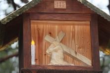 """Poświęcenie kapliczki """"Boża Męka"""""""