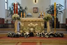 II Zlot Wdzięczności Motocyklistów za kanonizację św.Jana Pawła II (galeria)