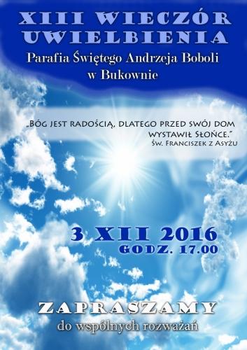 plakat wu XIIIB