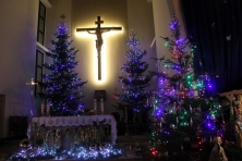Msza Uroczystości Narodzenia Pańskiego (galeria)