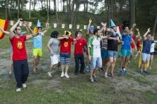 ŚDM - spotkanie na Zakolu Sztoły