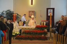 Wizyta Biskupa Grzegorza - galeria
