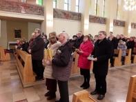 Wspólnota Chwalmy Pana - akt oddania się w Niewole Miłości Panu Jezusowi