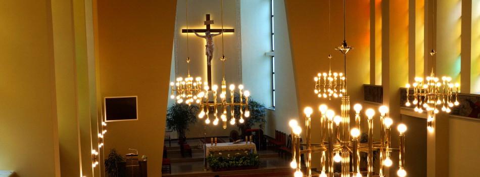 Parafia pod wezw. św. Andrzeja Boboli w Bukownie
